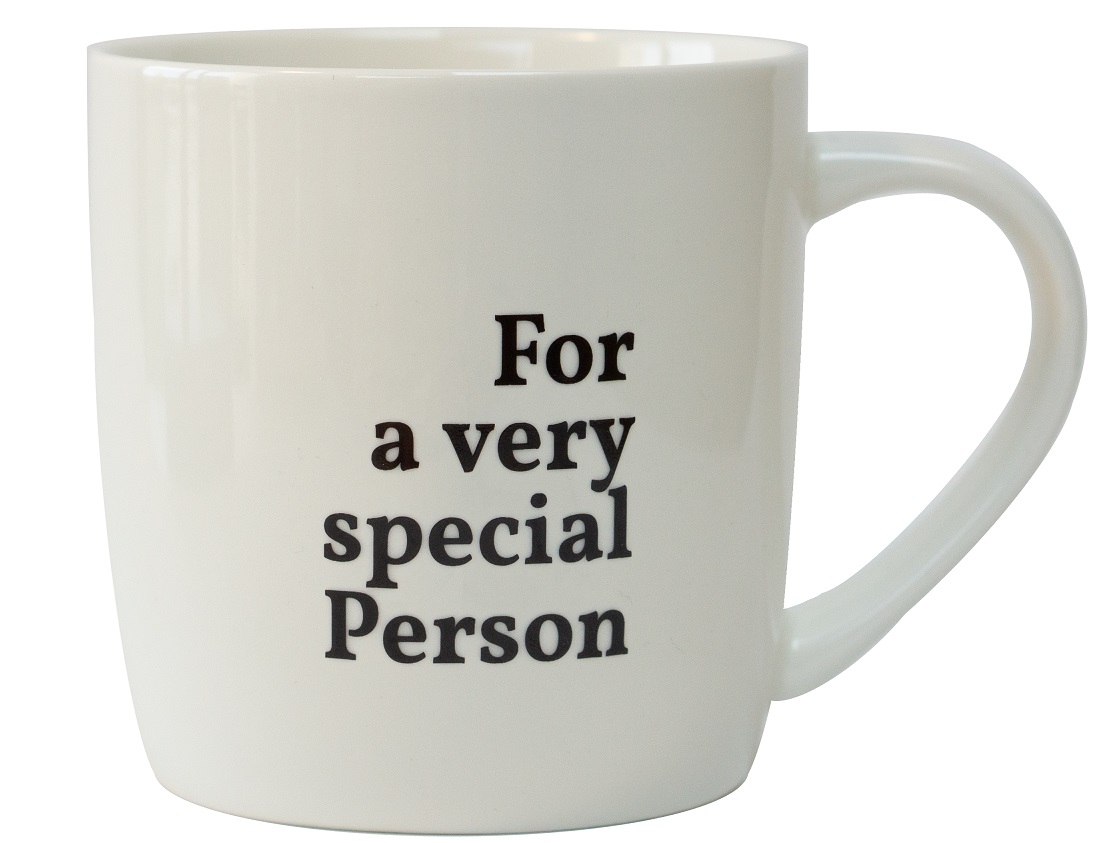 Tasse - For a very special Person