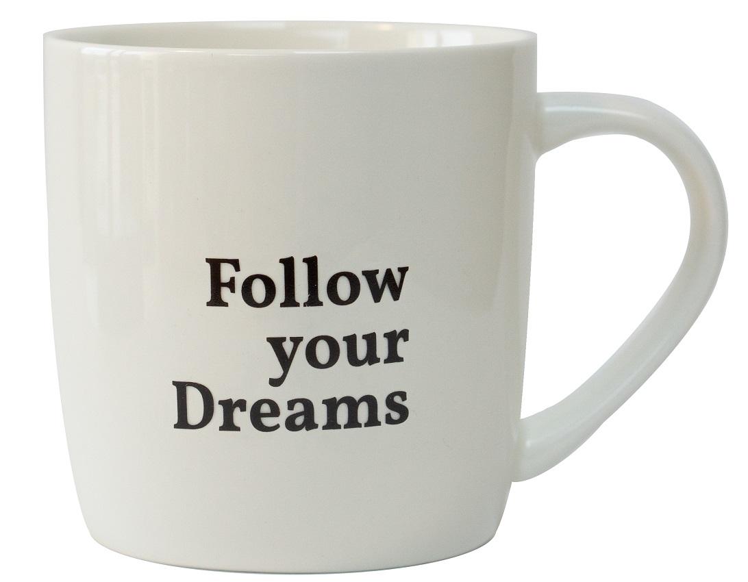 Tasse - Follow your Dreams