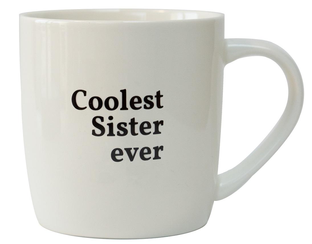 Tasse - Coolest Sister ever