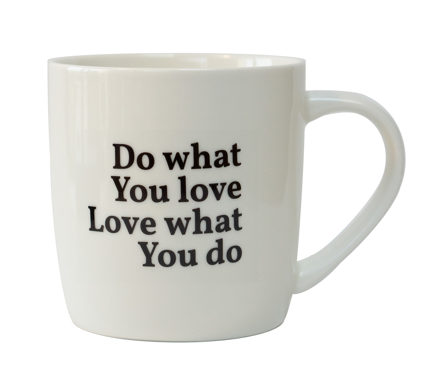 Tasse - Do What you love Love what you do