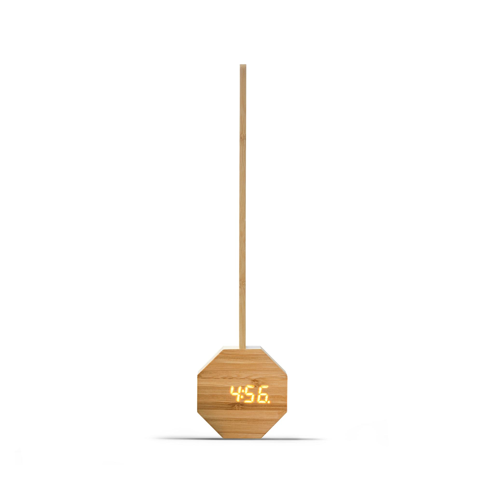 Bamboo, LED, 7-48h, USB-Kabel inkl.