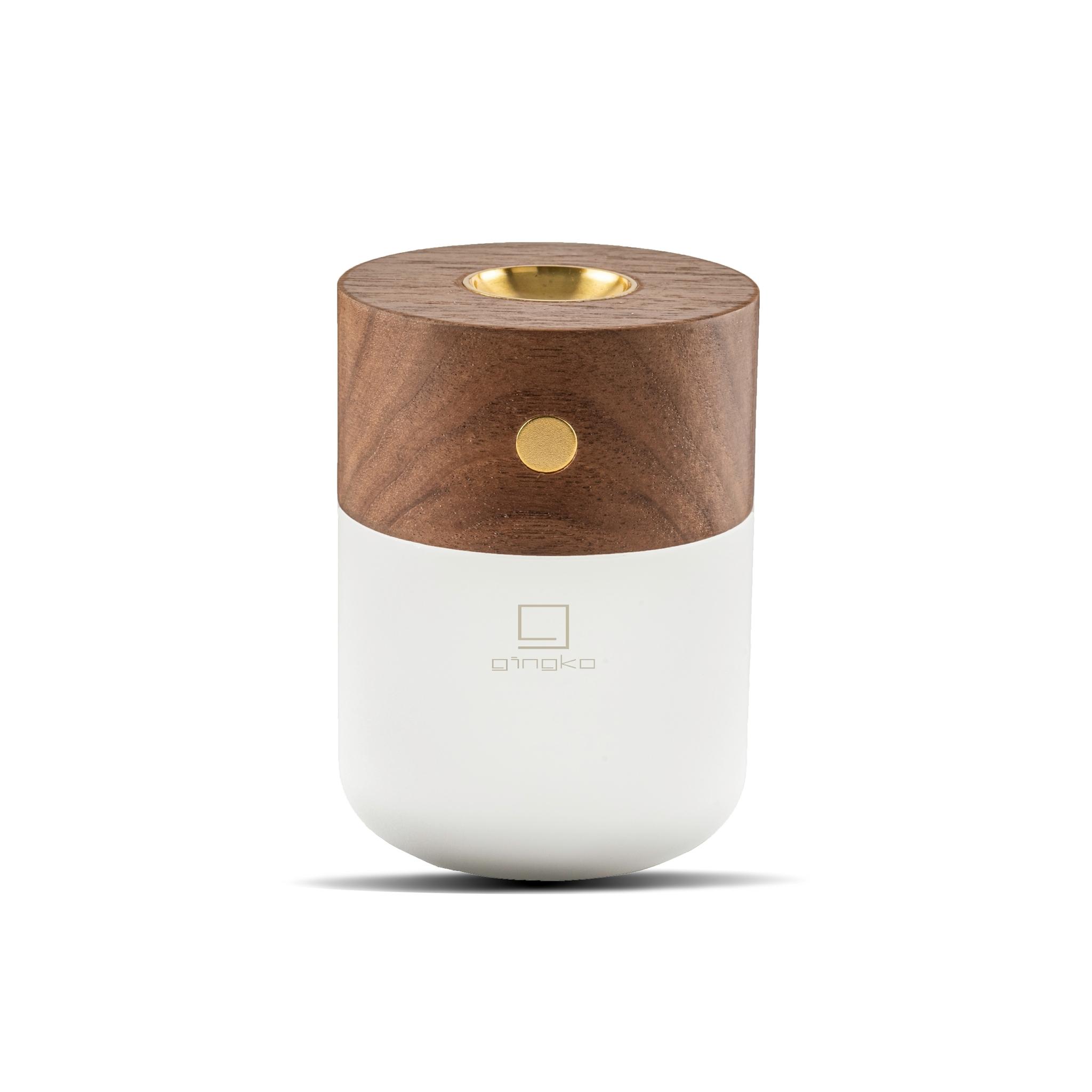 Walnut, 1W LED, 3-10h, dimmbar, USB-Kabel inkl., D