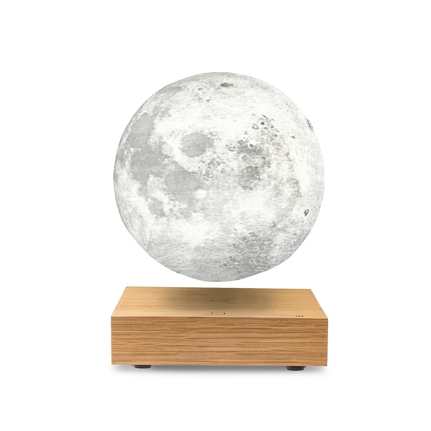 Ash, 3D Mond, 3 Licht-Varianten, AD Adapter inkl.