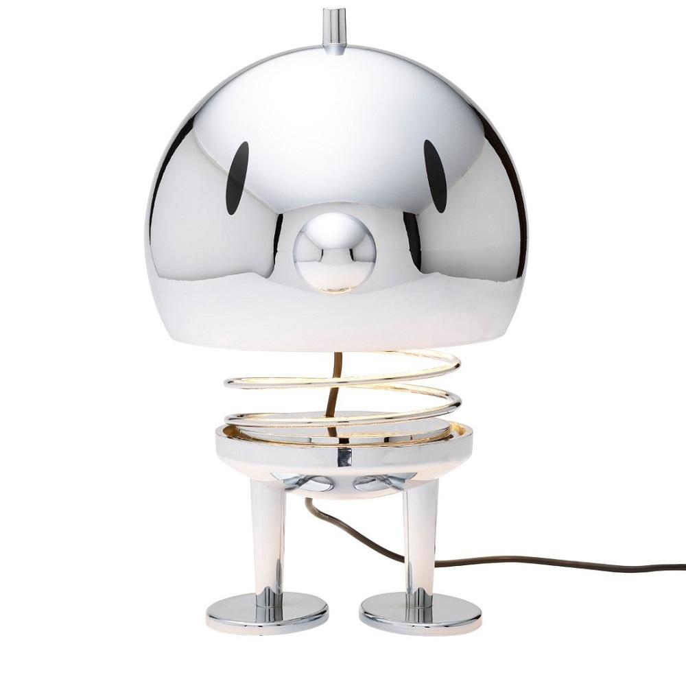 Chrome, X-Large, Lampe