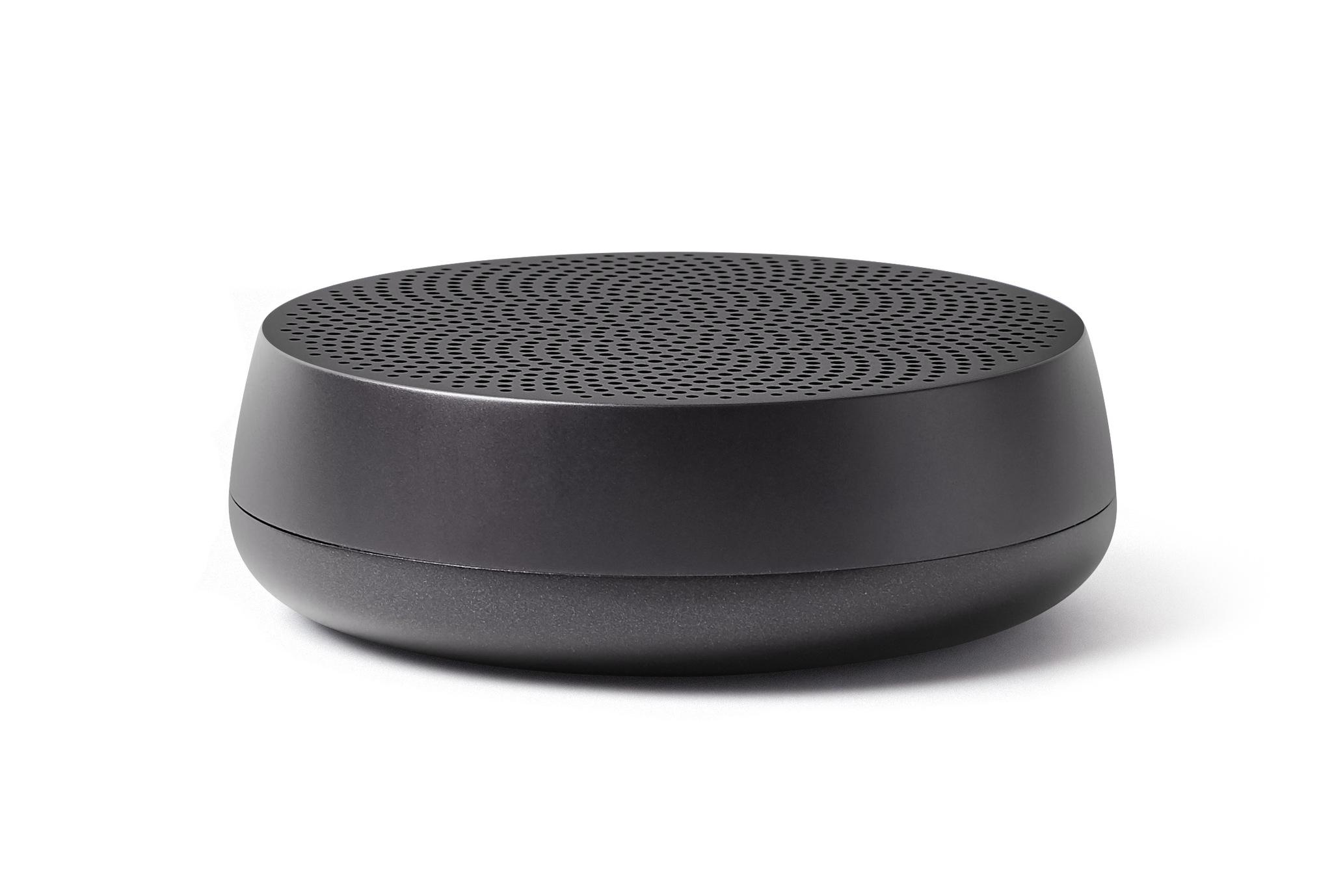 Mini-Bluetooth-Lautsprecher 5W, Anthrazit / Alumin