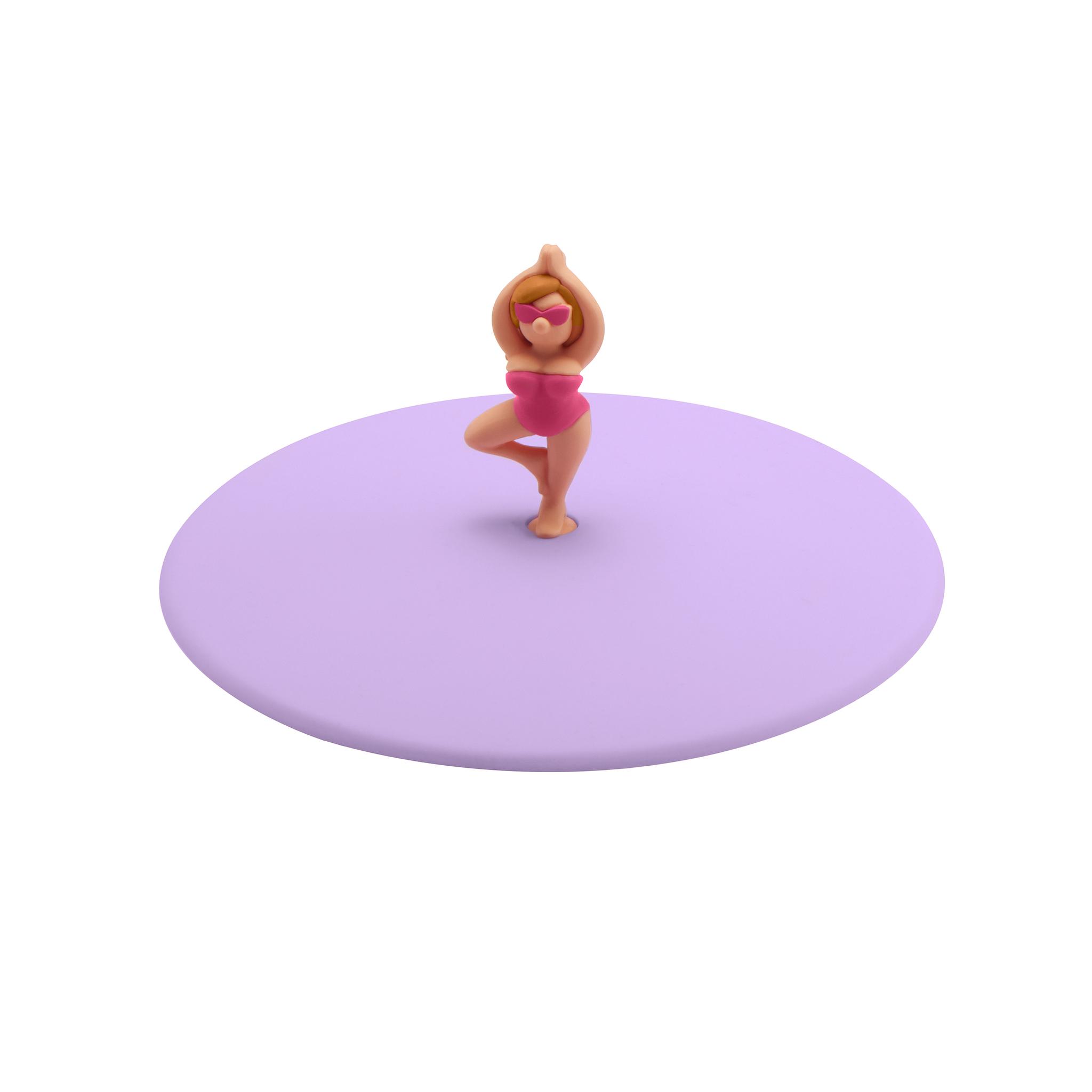 Yolanda Yoga, Schutz für Getränke