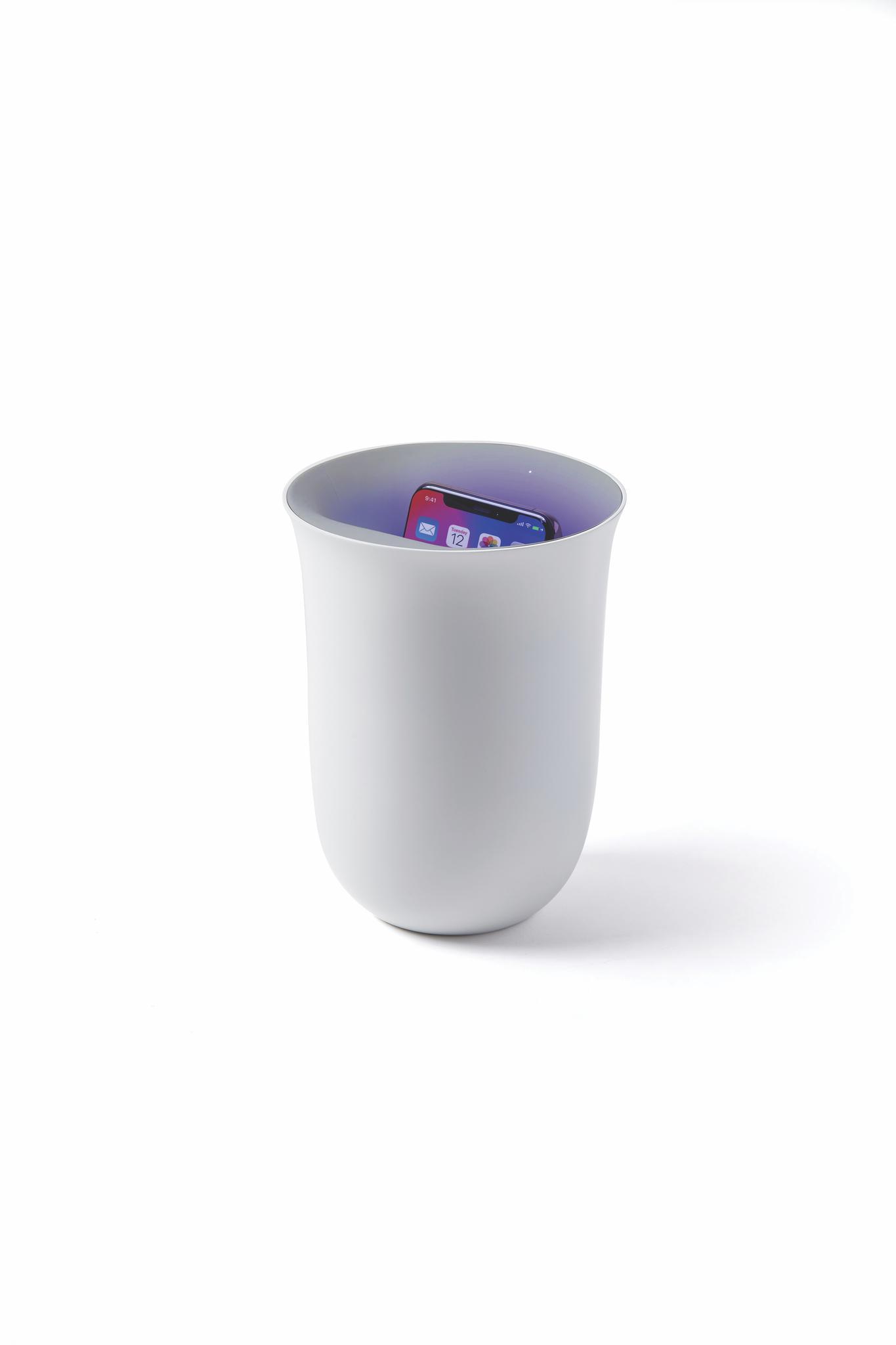 Ladestation für Smartphone, kabellos, UV-Sterilisi