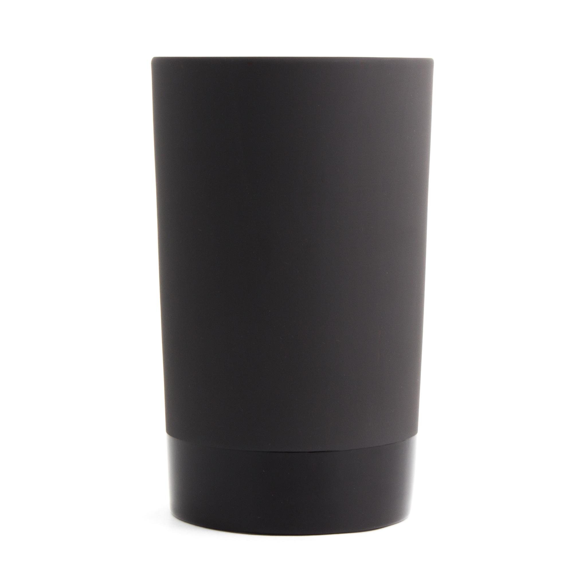 Flaschenkühler schwarz keramik, Geschirrspüler-tau