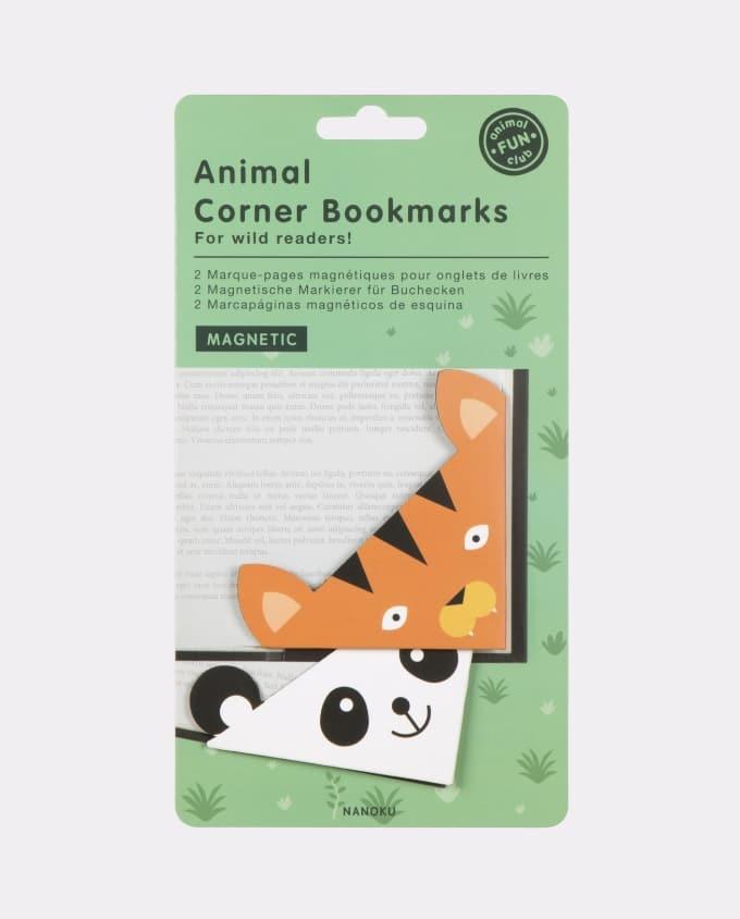 Animal Corner Bookmarks