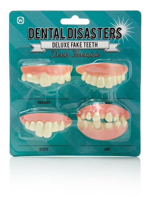Dental Disasters