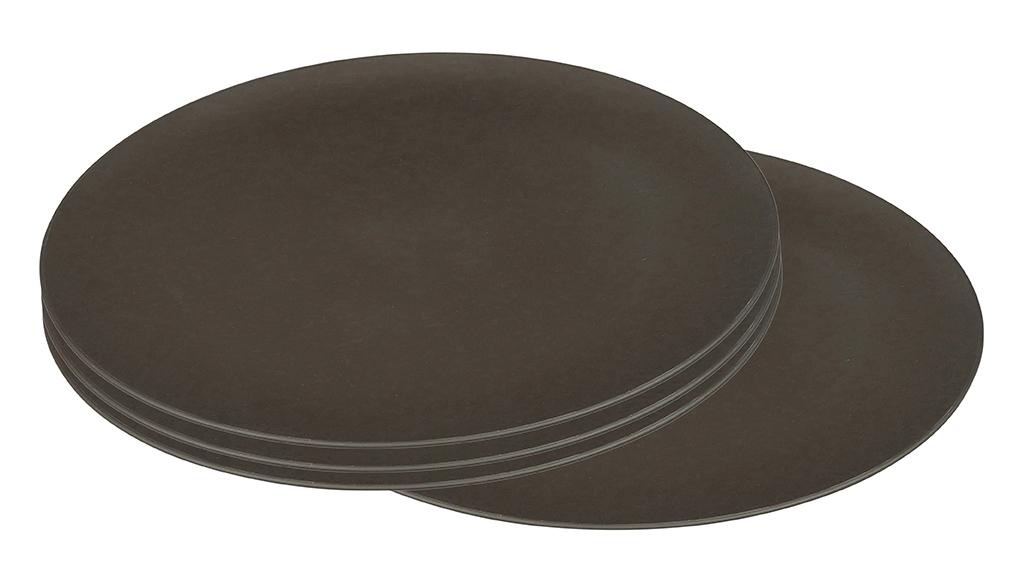 Mocha brown, Durchmesser 25cm, Bioplastik, C-PLA
