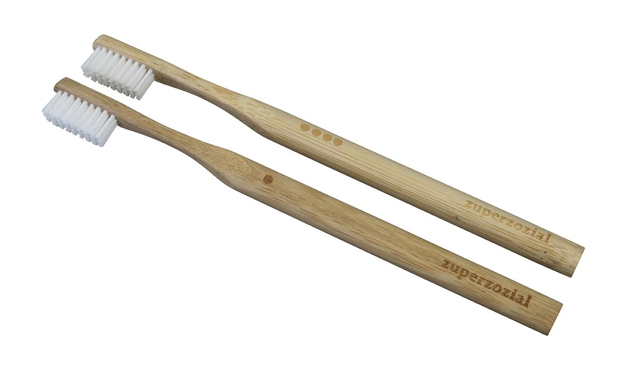 Toothbrush Bamboo - Zahnbürsten