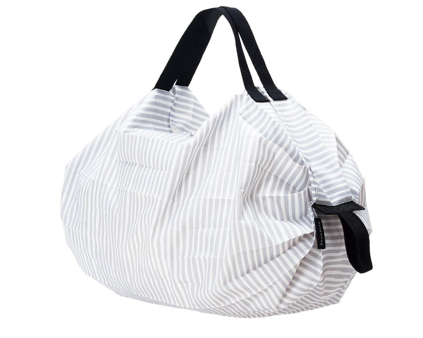 SEN (Stripe), Weiss, Grösse S - gefaltet 4x6 cm, 7
