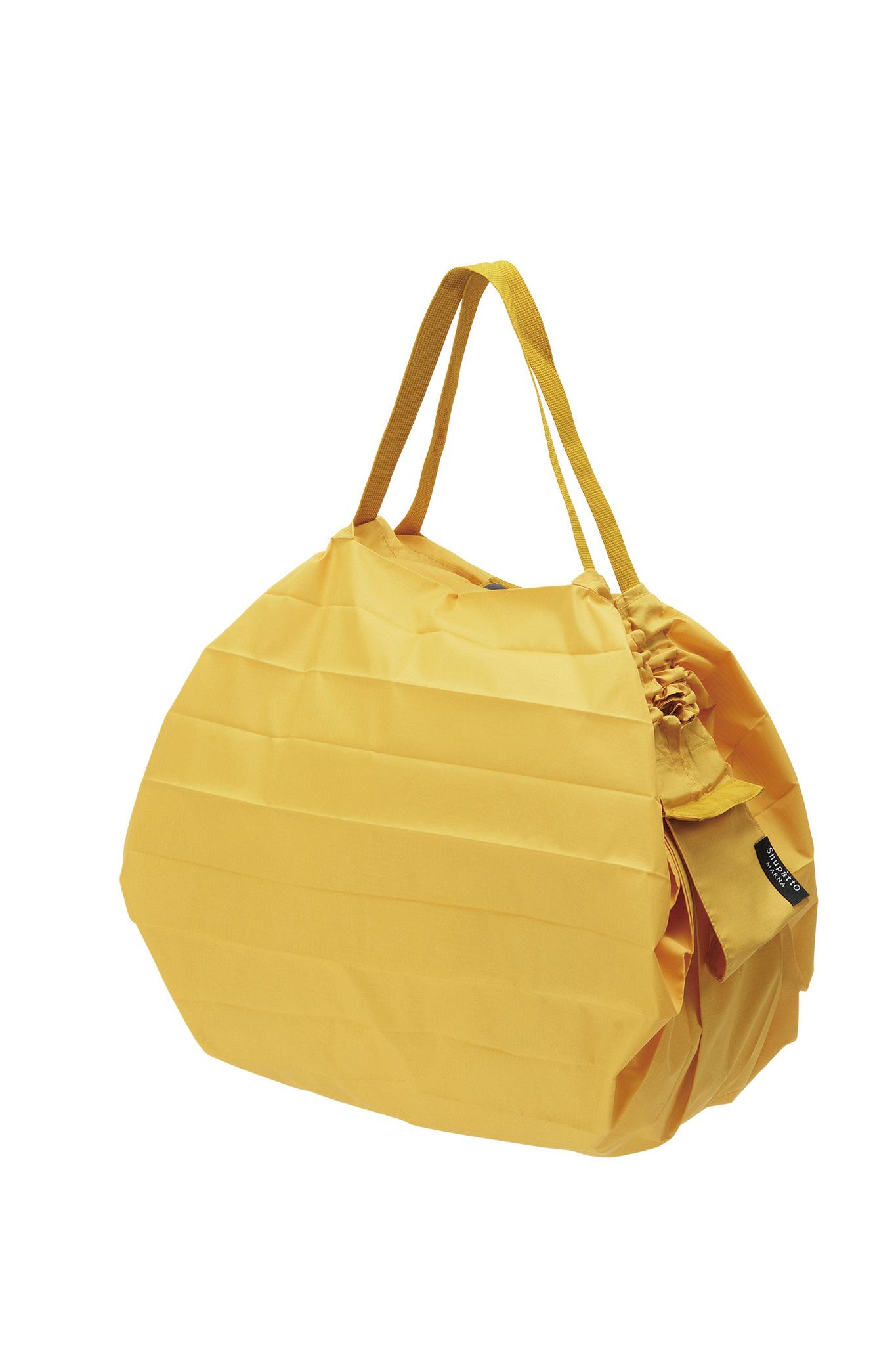 KARASHI (Mustard), Gelb, Grösse M - gefaltet 8x6 c