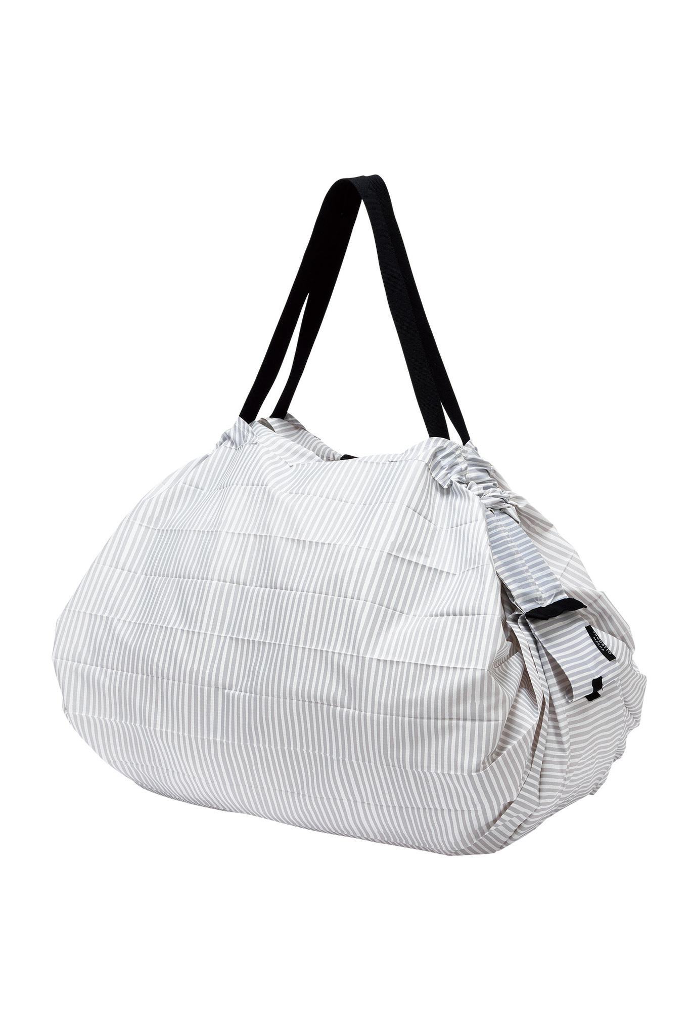 SEN (Stripe), Weiss, Gröss L - gefaltet 10x6.5 cm