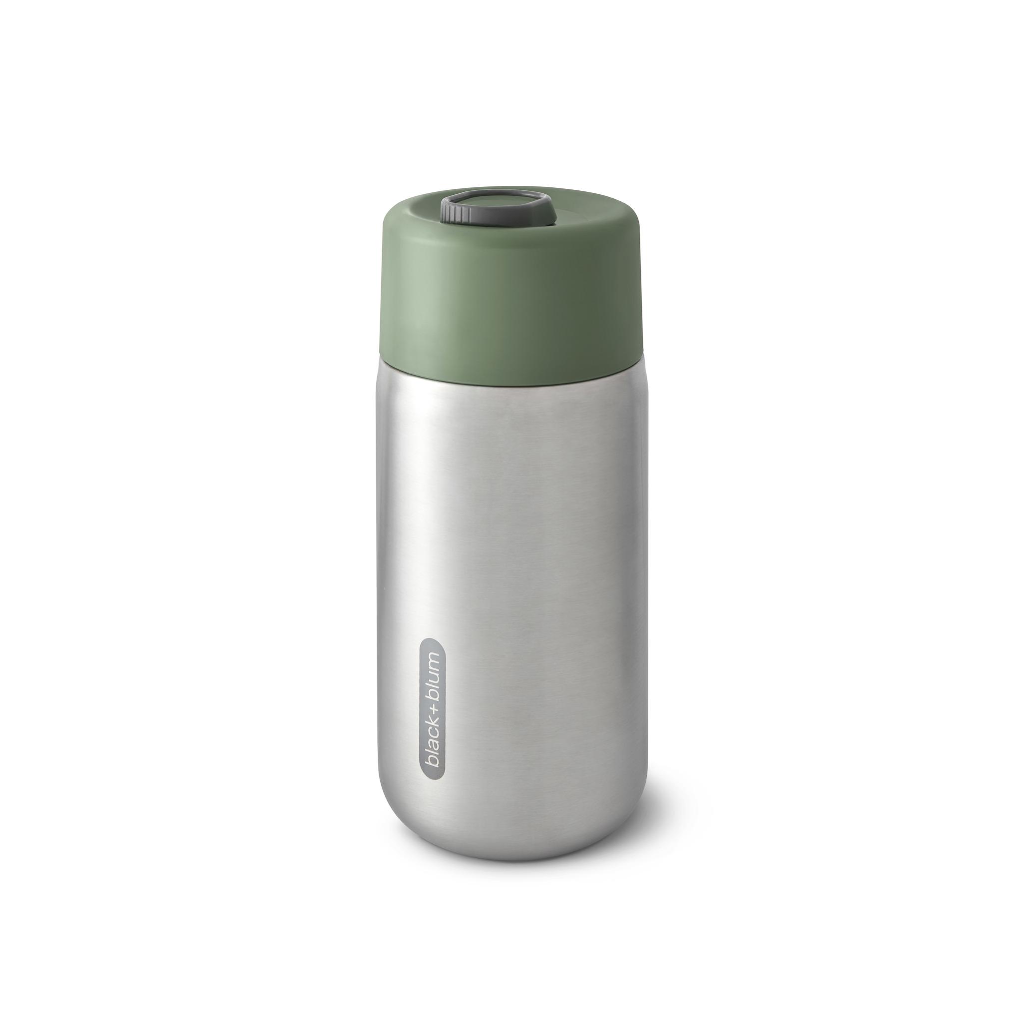 Olive, 340 ml, hält Getränke 5h heiss, 100% Auslau