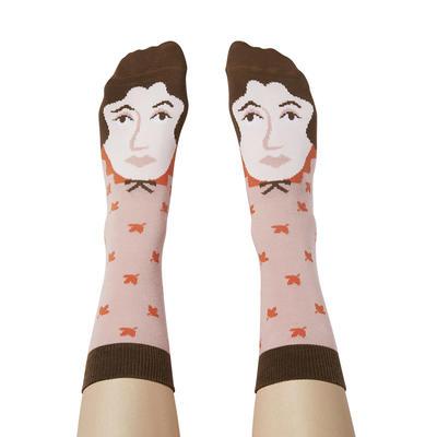 Literature Sock Collection - Motivsocken