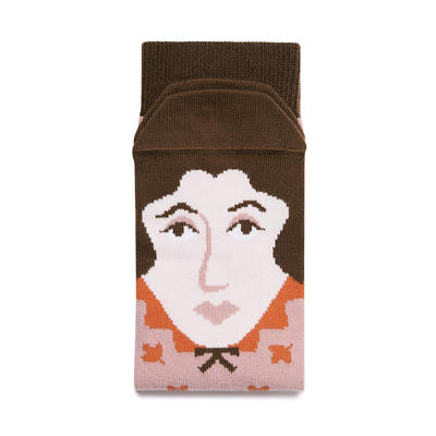 Virginia Wool - Motivsocken