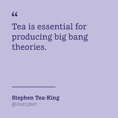 Stephen Tea-King - Tasse