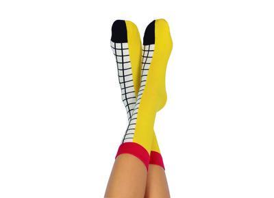 Fries Socks - Motivsocken