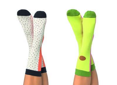 Poke Socks - Motivsocken