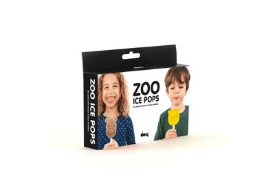 Zoo Ice Pops - Eisformen