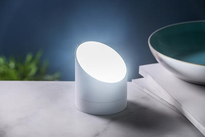 The Edge Light Alarm Clock - Wecker