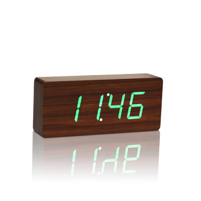 Slab Click Clock - Wecker