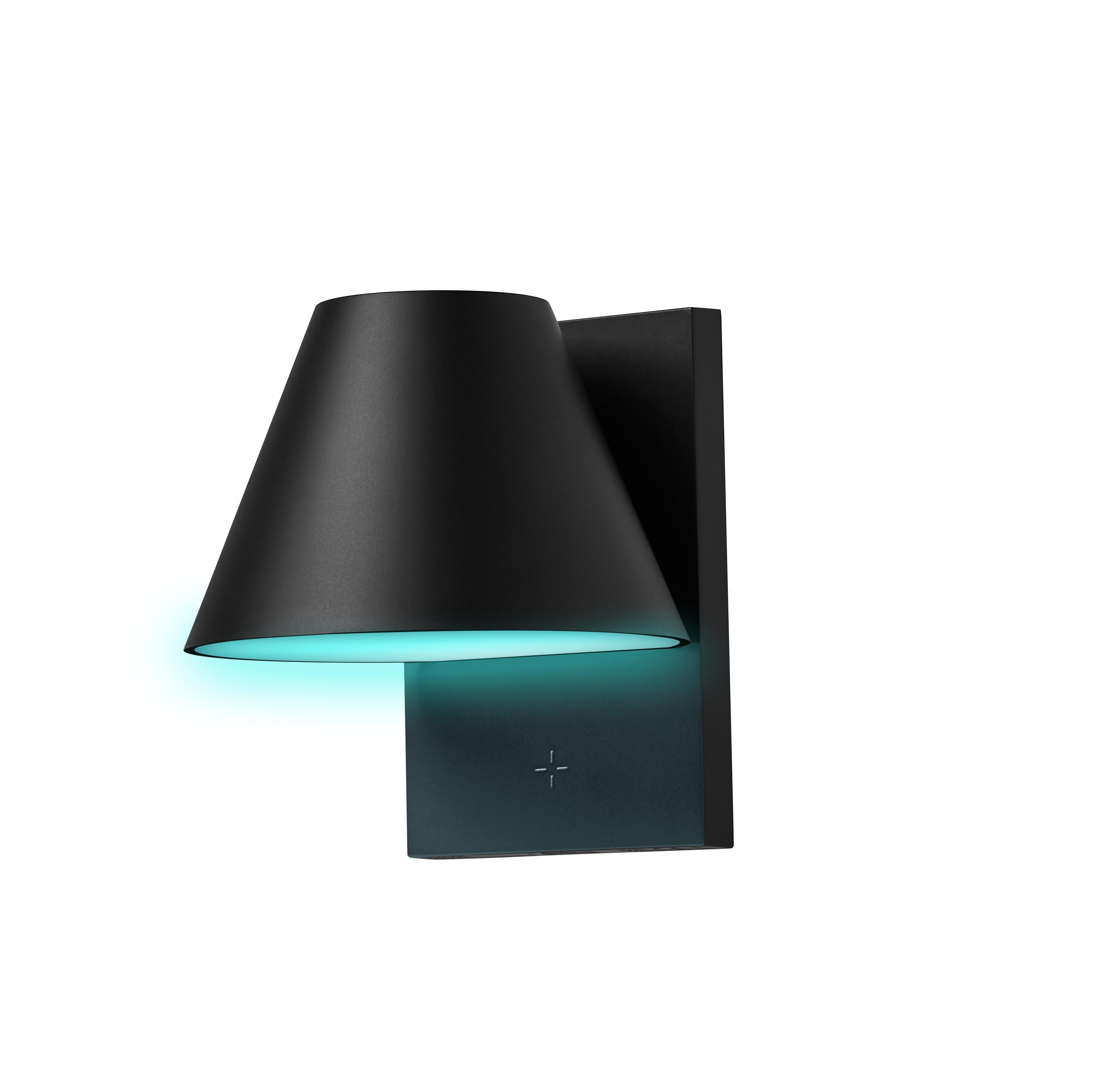 HELLONITE - LED Lampe mit Solarsensor