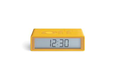 FLIP on-off Travel clock