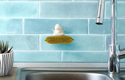 Yogi - Küchenschwamm Halter