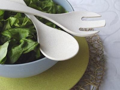 Salatbesteck - Sal & Ed Set