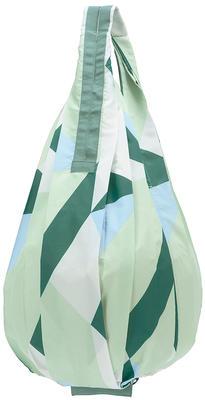 Compact Bag - DROP M - SEA GLASS - Faltbare Tasche One-Pull (patentiert)