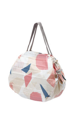 Compact Bag M - HAGIRE -  Faltbare Einkaufstasche One-Pull (patentiert)