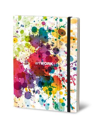 ARTWORK BOOK - COLOR SPLASH