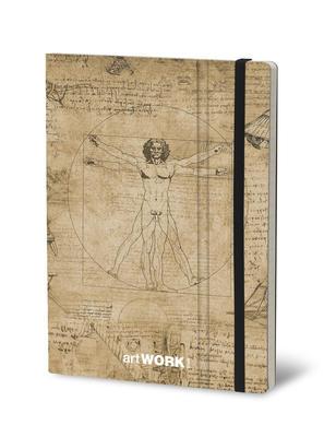 ARTWORK BOOK - LEONARDO