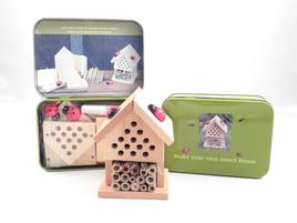 Gift in a Tin - Make Your Own Insect House - Geschenkbox