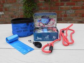 Gift in a Tin - Travel Dog - Geschenkbox