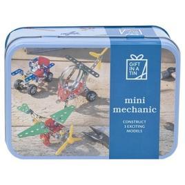 Gift in a Tin - Mini Mechanic - Geschenkbox