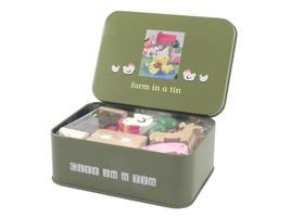 Gift in a Tin - Farm in a Tin - Geschenkbox