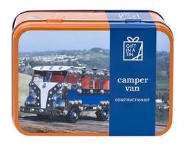Gift in a Tin - Camper Van Construction Kit - Geschenkbox