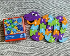Gift in a Tin - Jake the Snake - Letter & Number Fun  - Geschenkbox