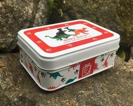 Gift in a Tin - Dinky Dinos - Geschenkbox