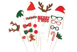 Photobooth Christmas - Partyfoto Accessoires