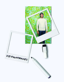 Polaframes Classic - Magnetische Bilderrahmen