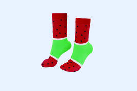 Icepop Socks Watermelon - Motivsocken
