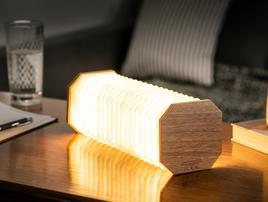 Smart Accordion Light - Stimmungslicht in Akkordeonform / Lampion