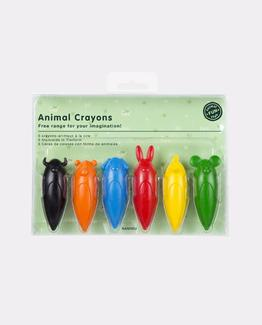 Animal Crayons