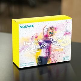 Colour Powder Kit - Farbpulver Set