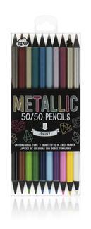 50/50 Metalic Pencils
